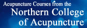 Acupuncture courses from the Northern College of Acupuncture